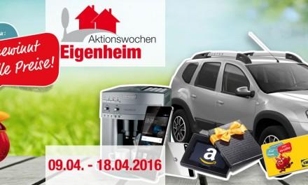 Aktionswochen-Eigenheim-Gewinnspiel
