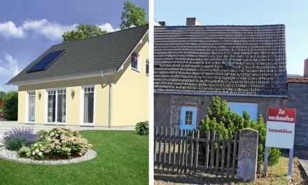 Das eigene Massivhaus lieber neu bauen