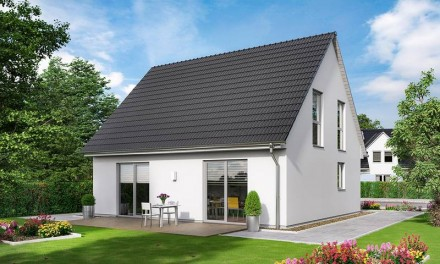 Modernes Massivhaus für Normalverdiener: Das Aspekt 133 von Town & Country Haus