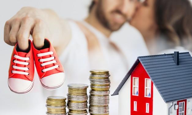Fördermittel für das Eigenheim – Das Baukindergeld kommt