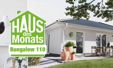 Haus des Monats: Bungalow 110 bei Normalverdienern besonders beliebt