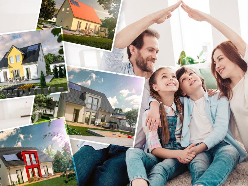 Familienleben im Einfamilienhaus mit Flair