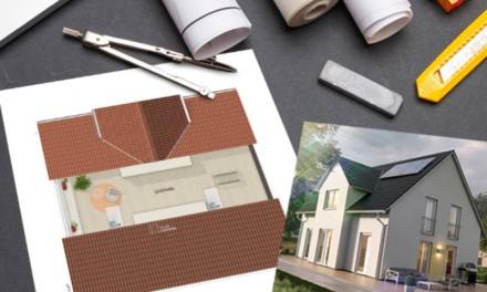 Neu bei Town & Country Haus: Lichthaus 152 mit ausbaubarem Spitzboden