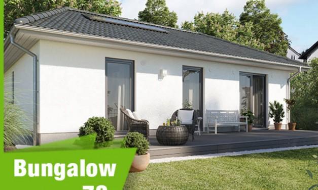 Ein Massivhaus ein Leben lang – Der Bungalow 78