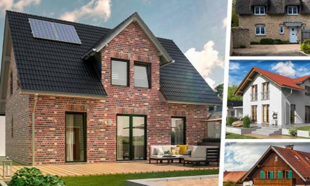 Klinker oder Landhausstil – Regionale Vorlieben beim Hausbau in Deutschland