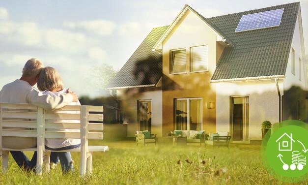 Immobilienverrentung: Haus gegen Rente